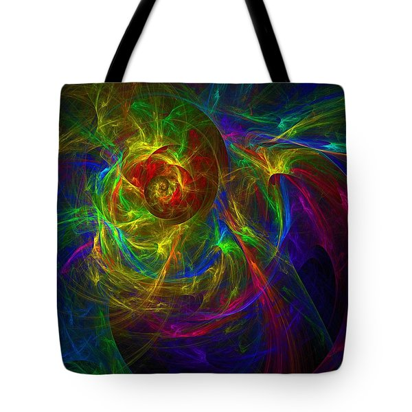 Conceptual Alchemy Tote Bag