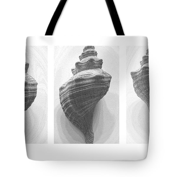 Conch Erotica Tote Bag
