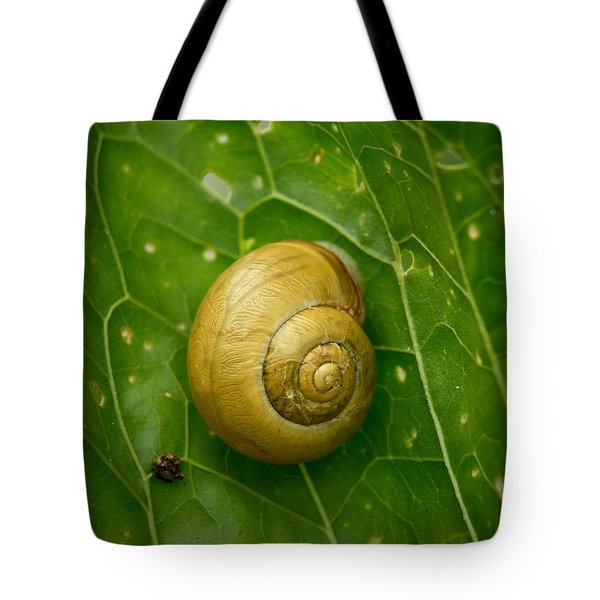 Tote Bag featuring the photograph Conch by Jouko Lehto