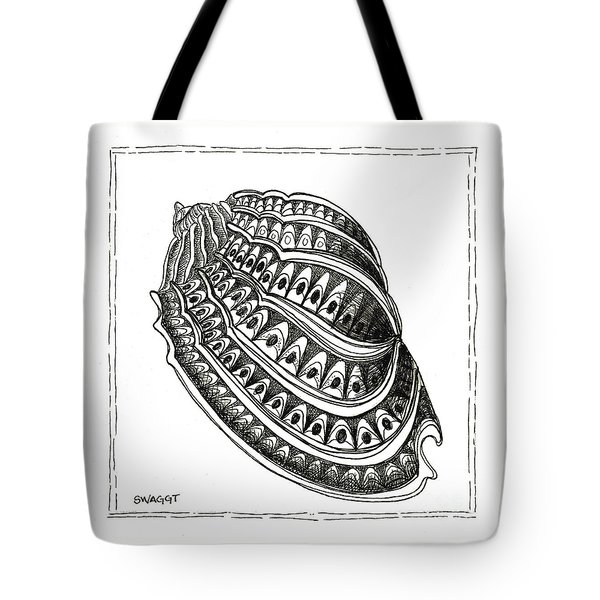 Conch Shell 1 Tote Bag