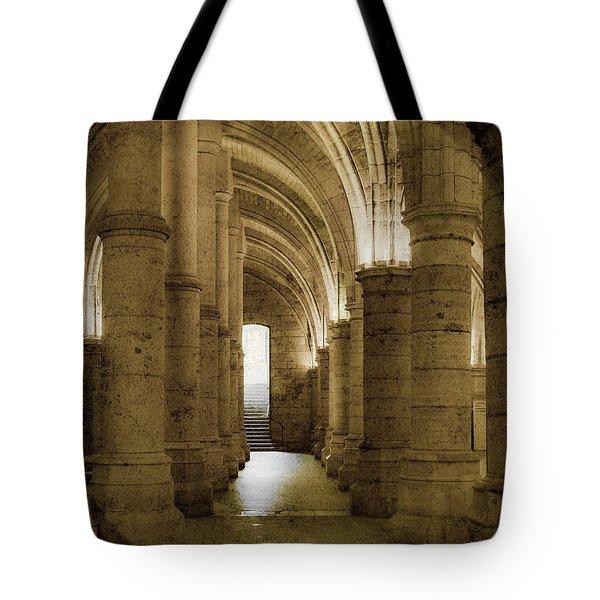 Paris, France - Conciergerie - Exit Tote Bag