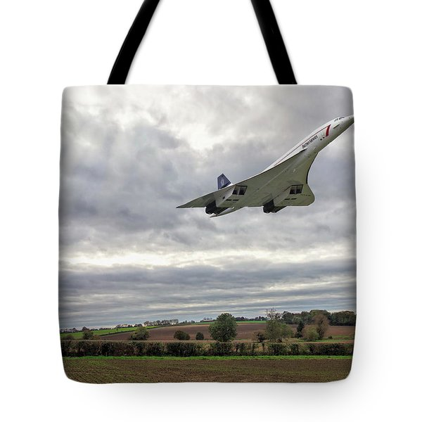 Concorde - High Speed Pass Tote Bag