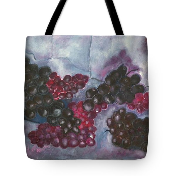 Concords Tote Bag by Roxy Rich