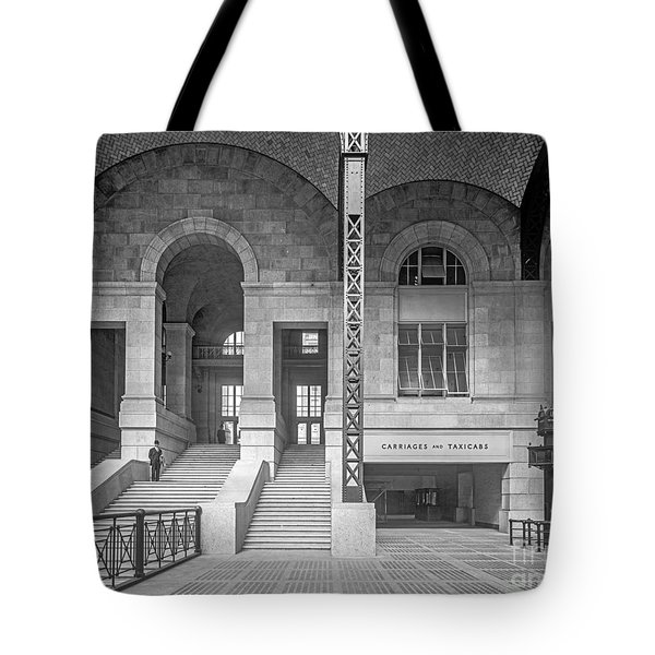 Concourse Exit To 33rd St Tote Bag