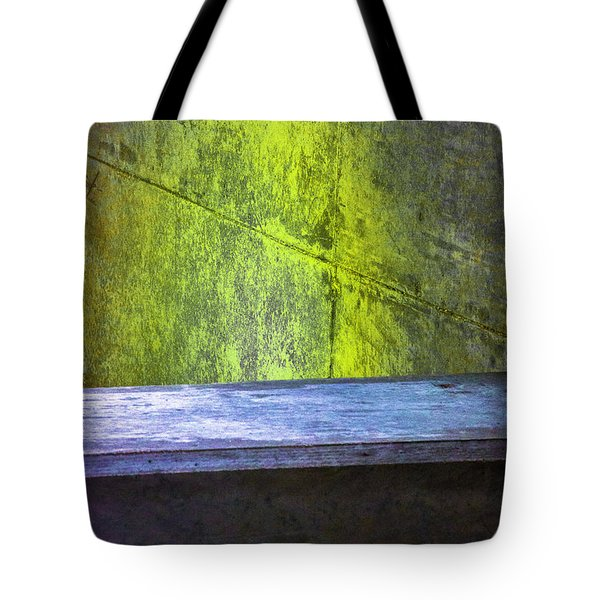 Concrete Love Tote Bag by Raymond Kunst
