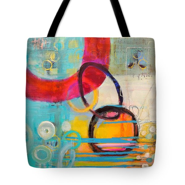 Conections Tote Bag
