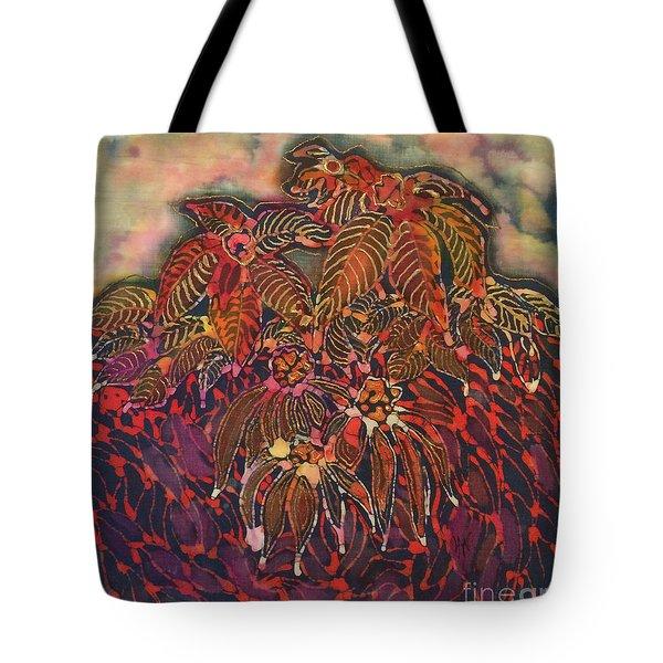 Coneflower Spirit Tote Bag