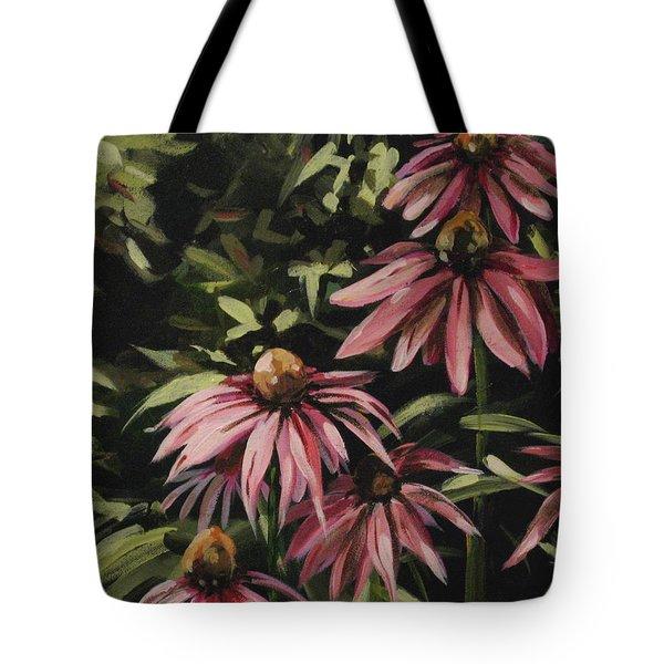 Coneflowers Tote Bag