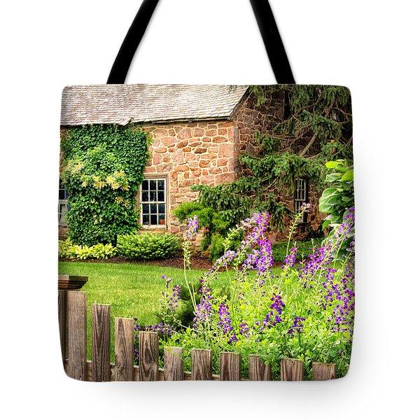 Conestoga Garden  Tote Bag
