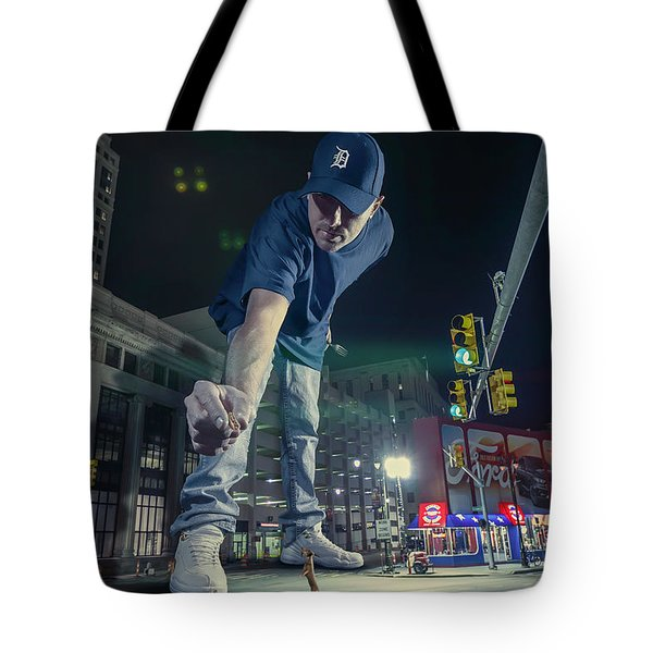 Tote Bag featuring the photograph Coney Anyone? by Nicholas Grunas