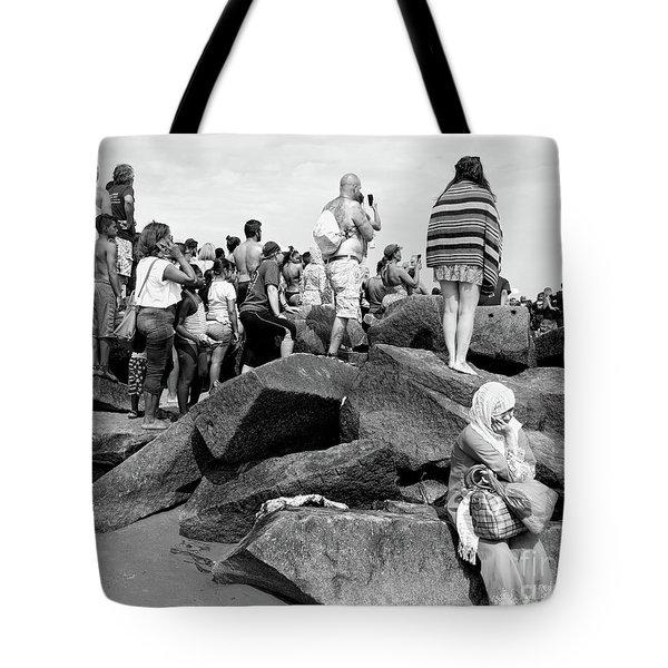 Coney Island, New York  #234972 Tote Bag