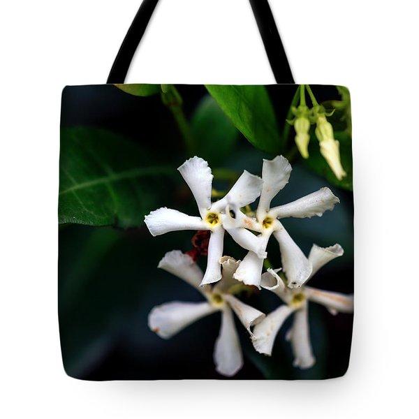Confederate Jasmine Tote Bag
