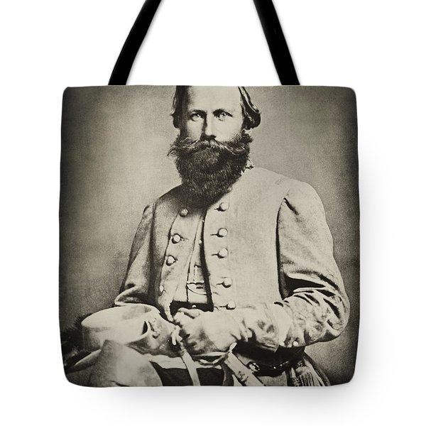 Confederate Jeb Stuart Tote Bag