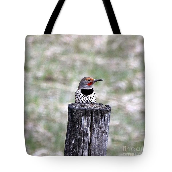 Tote Bag featuring the photograph Confidence by Dorrene BrownButterfield