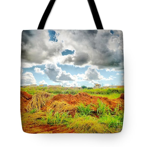 Tote Bag featuring the photograph Confins by Beto Machado
