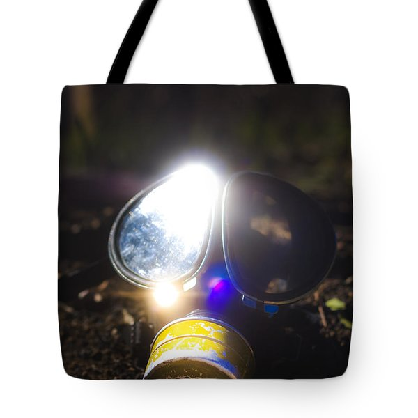 Conflict Of Battle Tote Bag