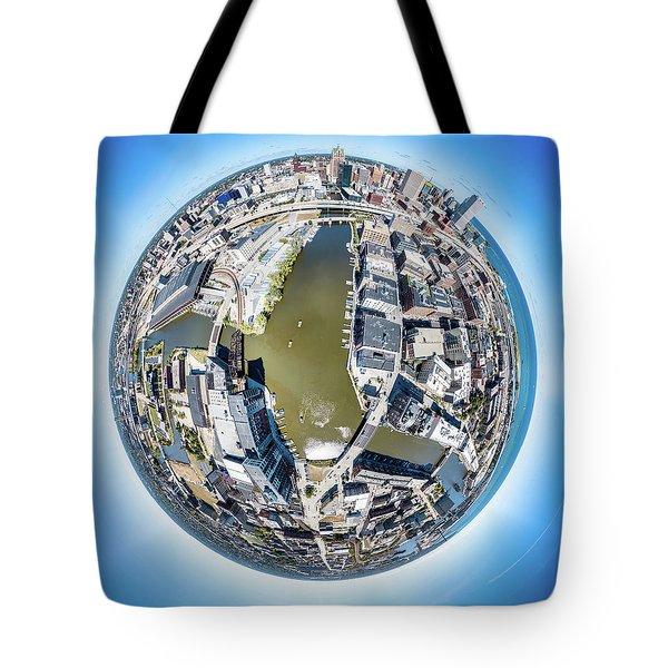 Confluence Tote Bag