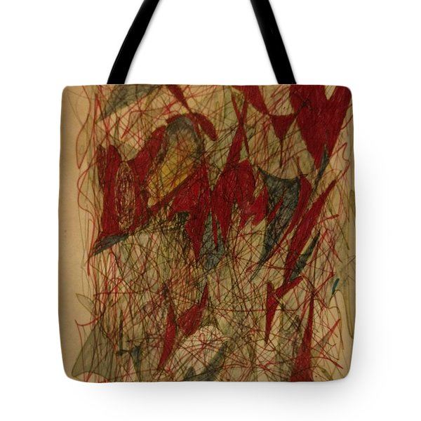 Conglomerate Synthesis  Tote Bag