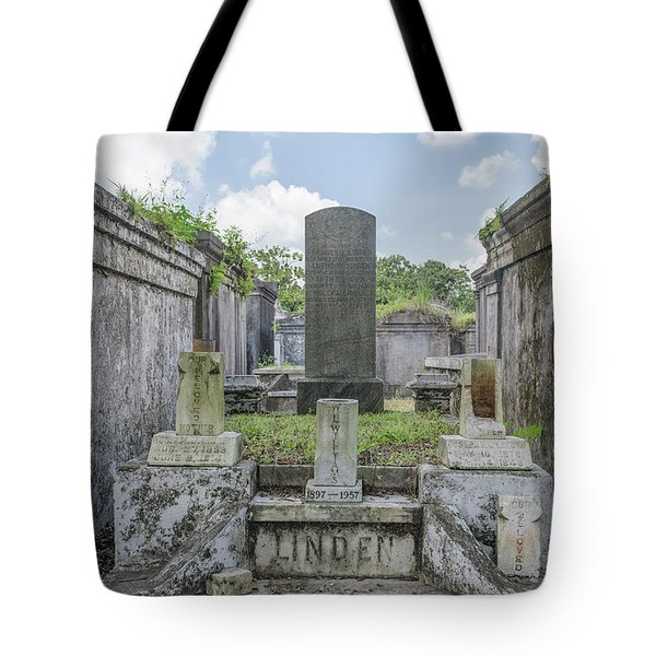 Congregation Of The Dead Tote Bag