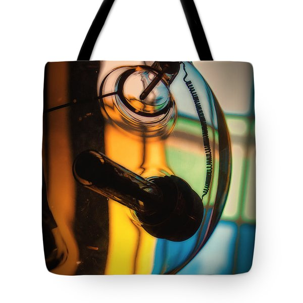 Tote Bag featuring the photograph Conical by Tim Nichols