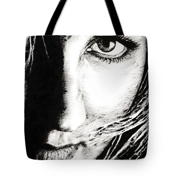 Connection Tote Bag by Richard Young
