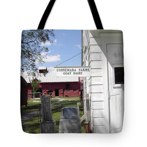 Connemara Flat Rock North Carolina Tote Bag by Flavia Westerwelle