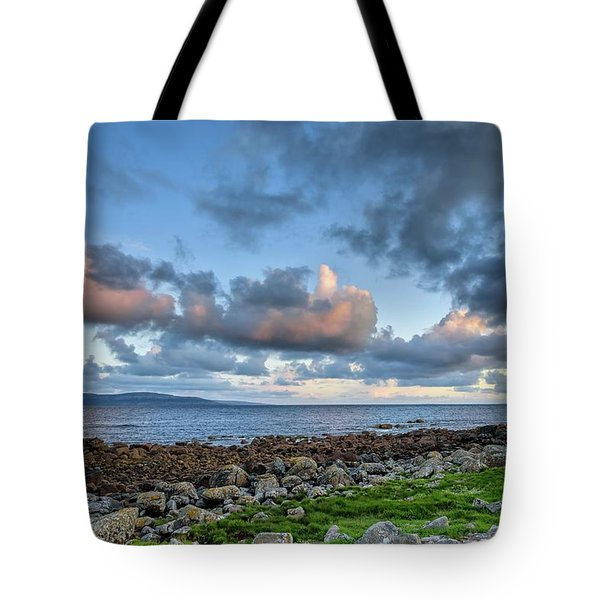 Connemara Sunset Tote Bag