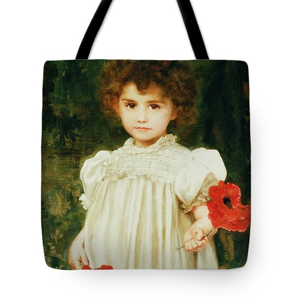 Connie Tote Bag by William Clark Wontner