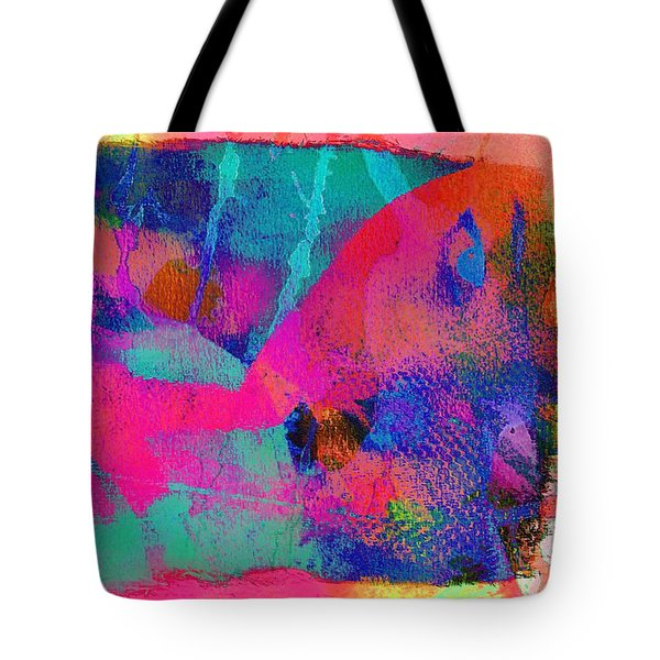 Connivance,just Another Texture Tote Bag