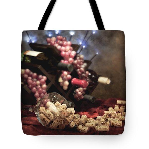 Connoisseur II Tote Bag by Tom Mc Nemar
