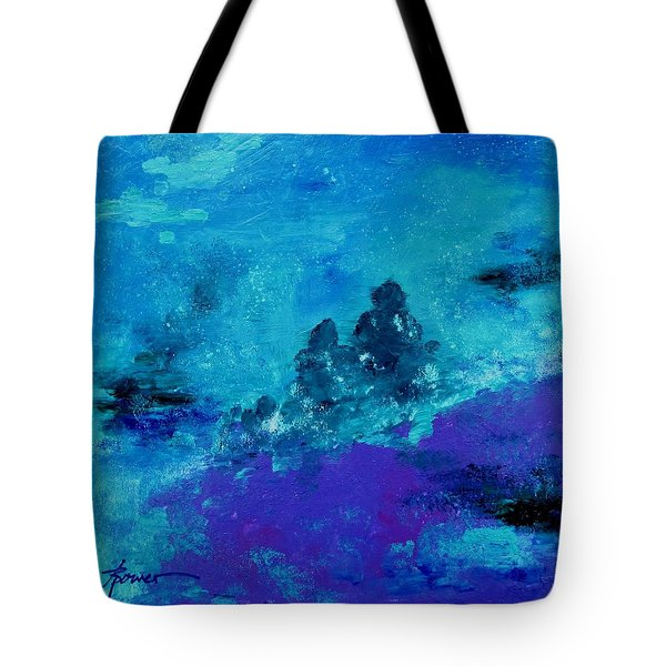 Consider The Heavens  Tote Bag