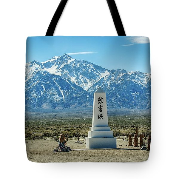 Consoling The Soul Tote Bag