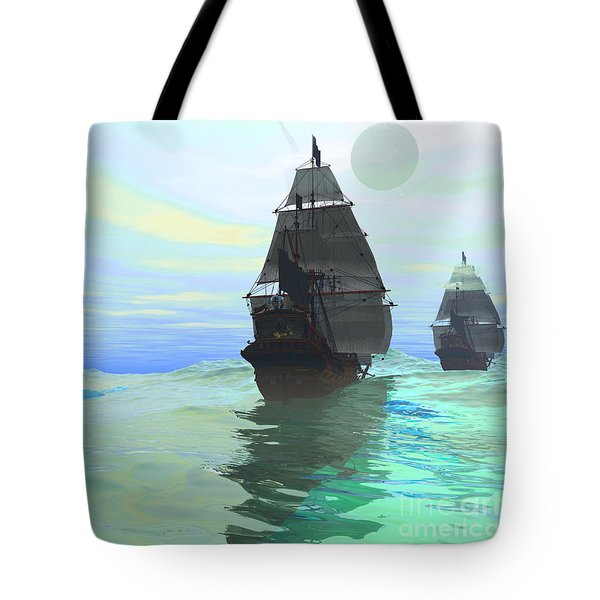 Consort Tote Bag by Corey Ford