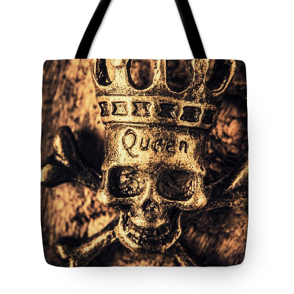 Conspiracy Of The Monarch Tote Bag