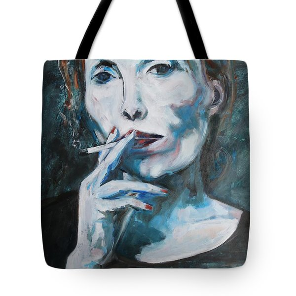 Constant In The Darkness Tote Bag
