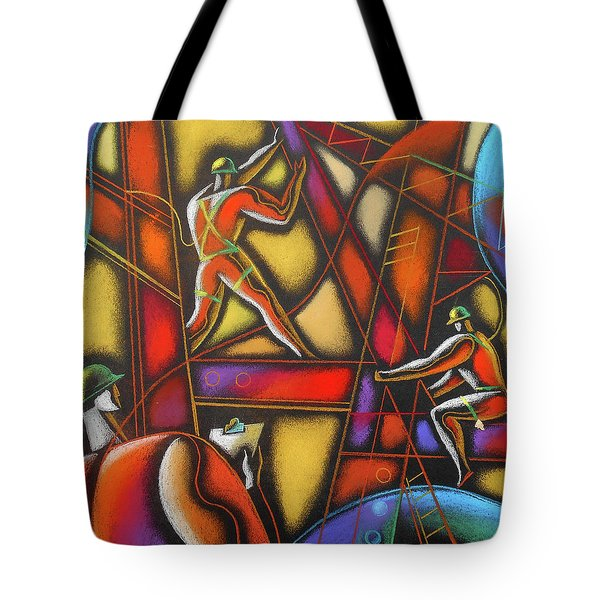 Construction Industry Tote Bag