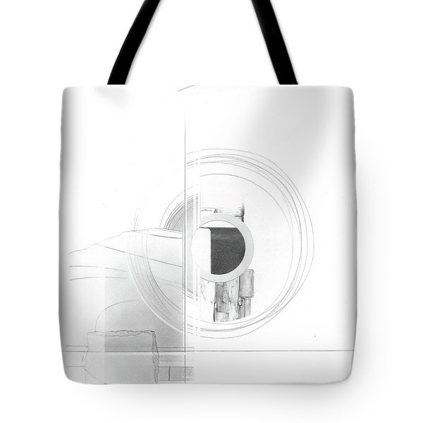 Construction No. 3 Tote Bag
