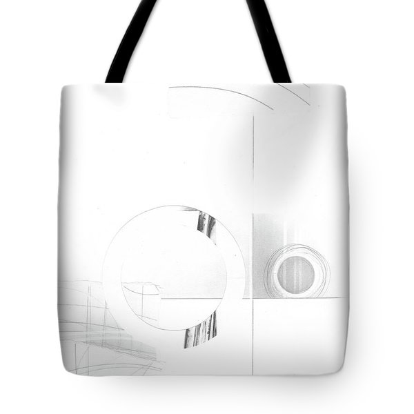 Construction No. 1 Tote Bag