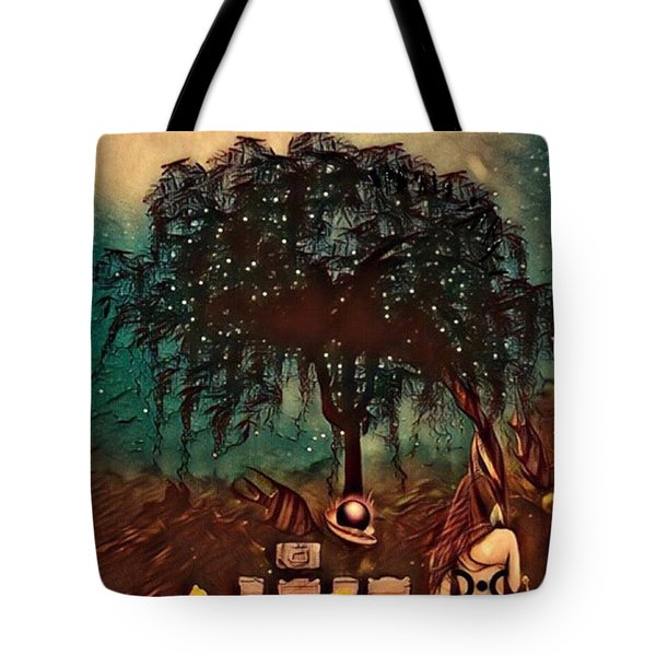 Consulting The Mother Tote Bag