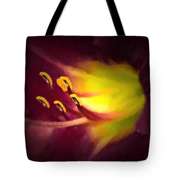 Tote Bag featuring the photograph Contact by Cathy Donohoue