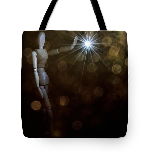 Contact Tote Bag by Mark Fuller