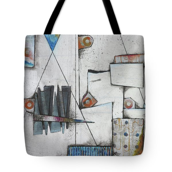 Contained Happiness Tote Bag
