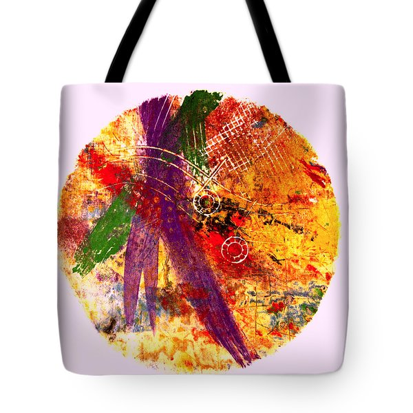 Contained Tote Bag