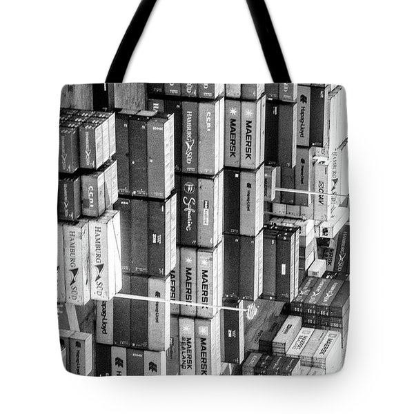 Container Library Tote Bag