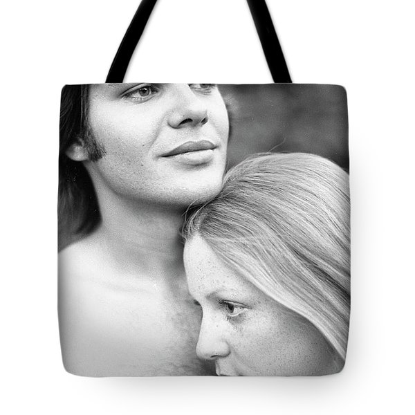 Contemplation, Part 1, 1973 Tote Bag