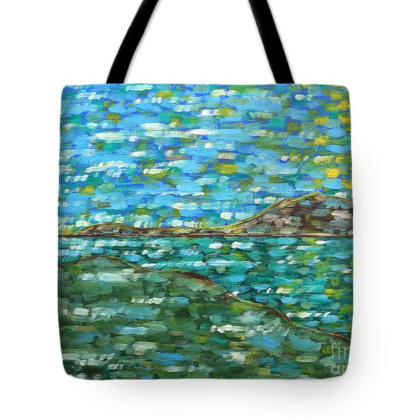 Contemplation 2 Tote Bag by Patrick J Murphy