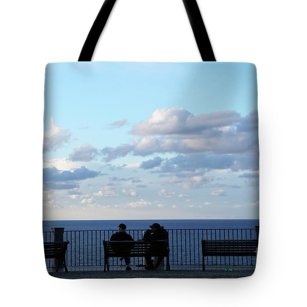 Contemplation Tote Bag by Ana Mireles