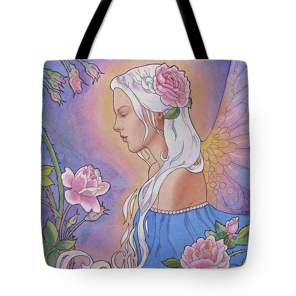 Contemplation Of Beauty Tote Bag