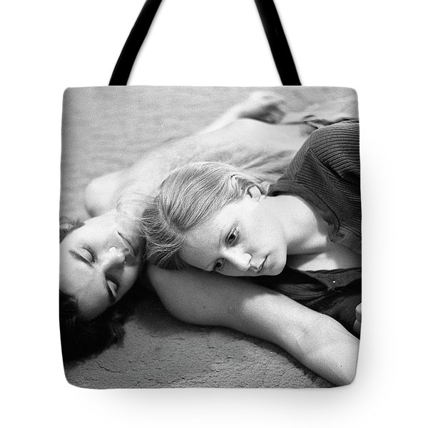 Contemplation, Part 2, 1973 Tote Bag