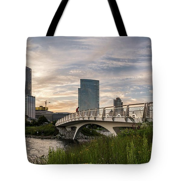 Tote Bag featuring the photograph Contemplation by Randy Scherkenbach